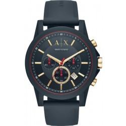 Reloj Armani Exchange Hombre Outerbanks Cronógrafo AX1335