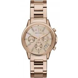Comprar Reloj Armani Exchange Mujer Lady Banks Cronógrafo AX4326