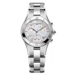 Comprar Reloj Baume & Mercier Mujer Linea 10012 Cronógrafo Quartz