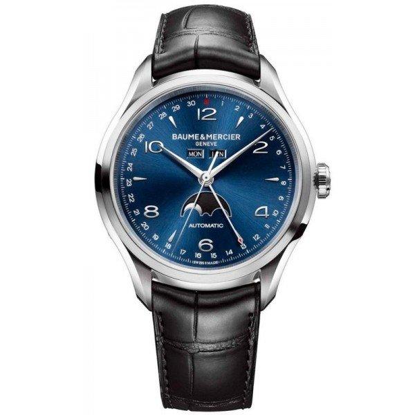 Comprar Reloj Baume & Mercier Hombre Clifton Moonphase Automatic 10057