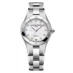Comprar Reloj Baume & Mercier Mujer Linea 10074 Automático