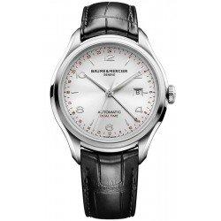 Reloj Baume & Mercier Hombre Clifton Dual Time Automatic 10112