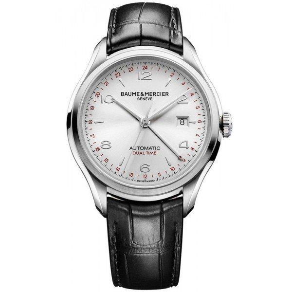 Comprar Reloj Baume & Mercier Hombre Clifton Dual Time Automatic 10112