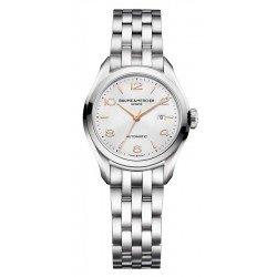 Comprar Reloj Baume & Mercier Mujer Clifton 10150 Automático