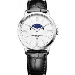 Reloj Baume & Mercier Hombre Classima 10219 Moonphase Quartz