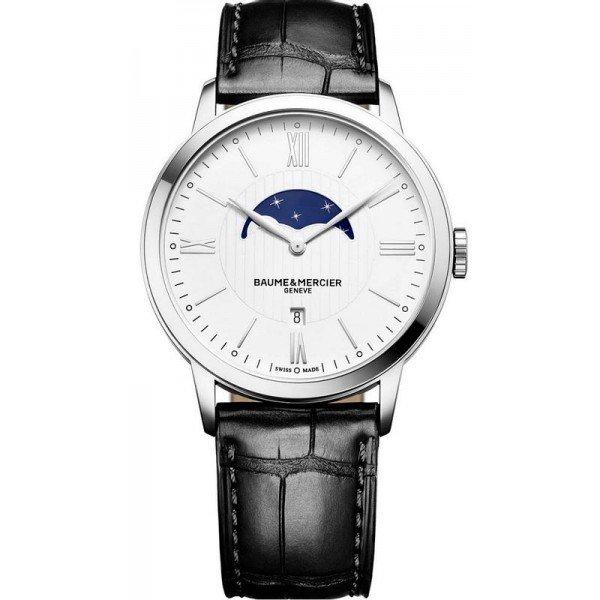 Comprar Reloj Baume & Mercier Hombre Classima 10219 Moonphase Quartz