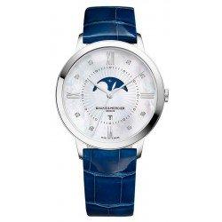 Comprar Reloj Baume & Mercier Mujer Classima Moonphase Quartz 10226