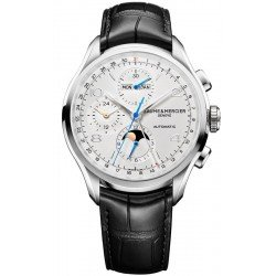Reloj Baume & Mercier Hombre Clifton Chronograph Moonphase Automatic 10278