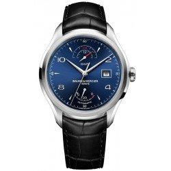 Reloj Baume & Mercier Hombre Clifton GMT Automatic 10316