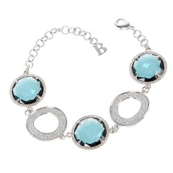Pulsera Boccadamo Mujer Magic Circle XBR188