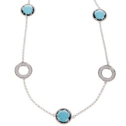 Collar Boccadamo Mujer Magic Circle XGR163