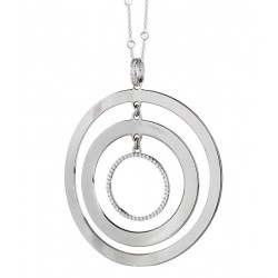 Collar Boccadamo Mujer Magic Circle XGR252