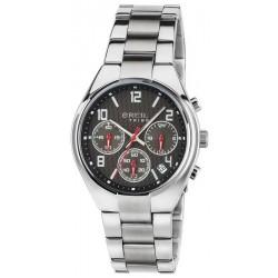 Reloj Breil Hombre Space EW0304 Cronógrafo Quartz