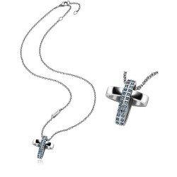 Comprar Collar Breil Mujer Charming Cross TJ1462