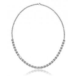 Collar Breil Mujer Rolling Diamonds TJ1569