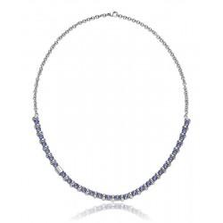 Collar Breil Mujer Rolling Diamonds TJ1570