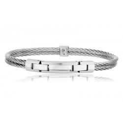 Pulsera Breil Hombre Cable TJ1827