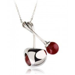 Collar Breil Mujer Red TJ1856