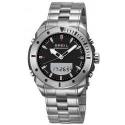 Reloj Breil Hombre Sportside Performance Multifunción Quartz TW1122