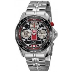 Reloj Hombre Breil Abarth TW1365 Multifunción Quartz