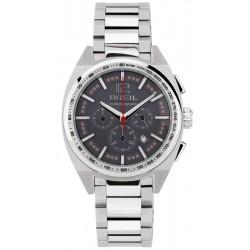 Reloj Breil Hombre Master TW1458 Cronógrafo Quartz