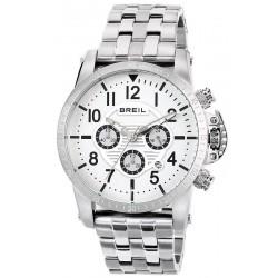 Reloj Breil Hombre Pilot TW1502 Cronógrafo Quartz