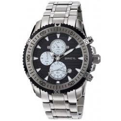 Reloj Breil Hombre Ground Edge Cronógrafo Quartz TW1506