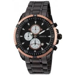 Reloj Breil Hombre Ground Edge Cronógrafo Quartz TW1507