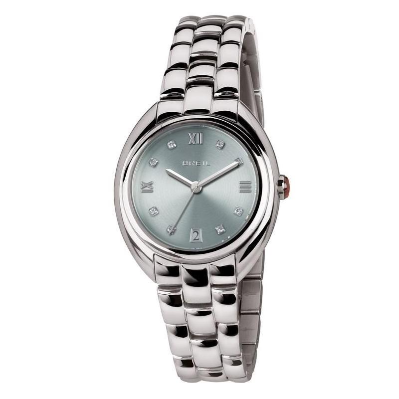 Breil Mujer Tw1585 Reloj Claridge Quartz 8wPn0Ok