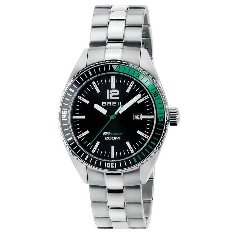 e8249663aa76 Reloj Breil Hombre Midway TW1631 Quartz - Joyería de Moda