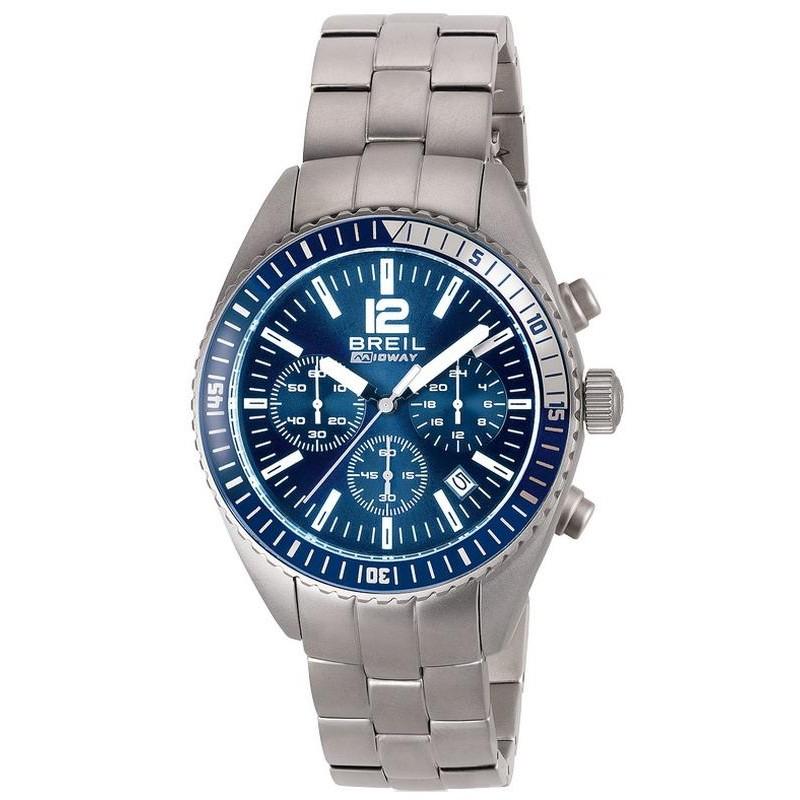 7ab914e0768e Reloj Breil Hombre Midway TW1632 Cronógrafo Quartz - Joyería de Moda