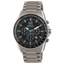 Reloj Breil Hombre Titanium TW1657 Cronógrafo Solar