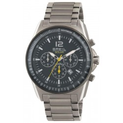 Reloj Breil Hombre Titanium TW1658 Cronógrafo Solar