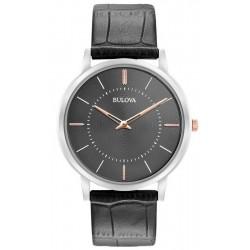 Comprar Reloj Bulova Hombre Ultra Slim 96A167 Quartz