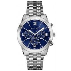 Comprar Reloj Bulova Hombre Dress Cronógrafo Quartz 96A174