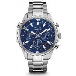 Comprar Reloj Bulova Hombre Marine Star 96B256 Cronógrafo Quartz