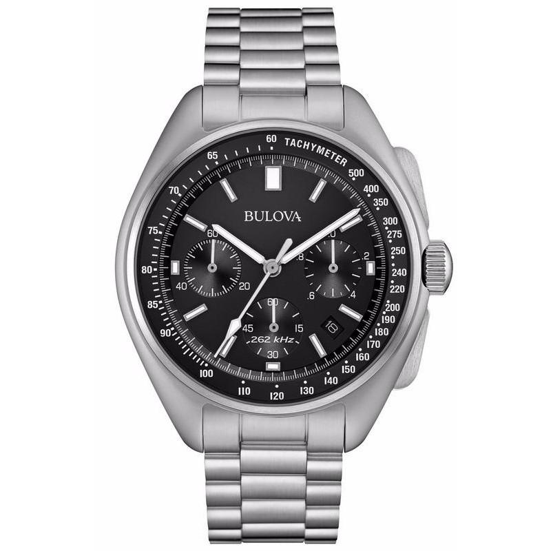 caa99efa9728 Reloj Bulova Hombre Moon Precisionist 96B258 Cronógrafo Quartz ...