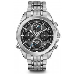 Reloj Bulova Hombre Dress Precisionist 4 Eye 96B260 Cronógrafo Quartz