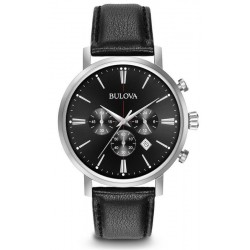 Reloj Bulova Hombre Aerojet 96B262 Cronógrafo Quartz