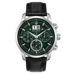 Reloj Bulova Hombre Sutton Classic Cronógrafo Quartz 96B310