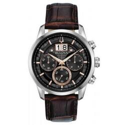 Reloj Bulova Hombre Sutton Classic Cronógrafo Quartz 96B311