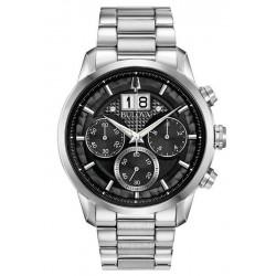 Reloj Bulova Hombre Sutton Classic Cronógrafo Quartz 96B319