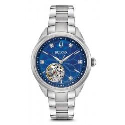 Reloj Bulova Mujer Classic Quartz 96P191