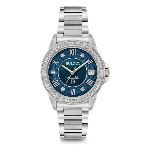 Comprar Reloj Bulova Mujer Marine Star 96R215 Quartz