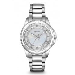 Comprar Reloj Bulova Mujer Diamonds 96S144 Quartz