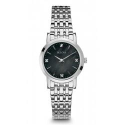Comprar Reloj Bulova Mujer Diamonds 96S148 Quartz
