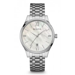 Comprar Reloj Bulova Mujer Diamonds 96S161 Quartz