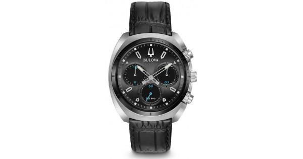 11f7ded1d3cf Reloj Bulova Hombre Sport Curv Precisionist 98A155 Cronógrafo Quartz -  Joyería de Moda