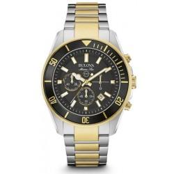 Comprar Reloj Bulova Hombre Marine Star 98B249 Cronógrafo Quartz