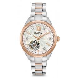 Reloj Bulova Mujer Classic Quartz 98P170